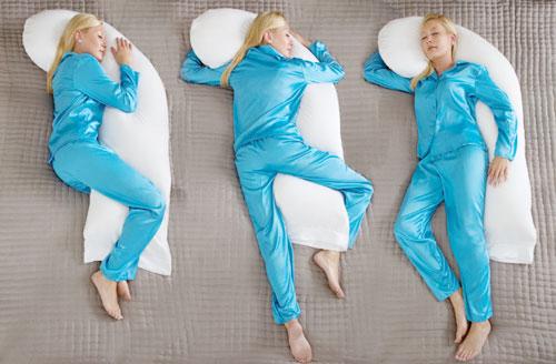 Как бороться с бессонницей с помощью подушек