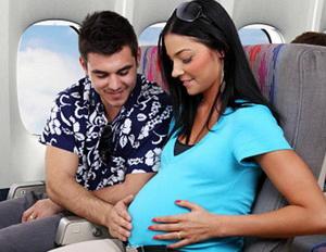 Отдых во время беременности: ехать или нет