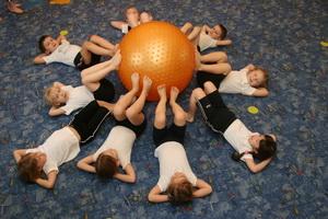 Лечебная гимнастика для детей: определения, цели, упражнения