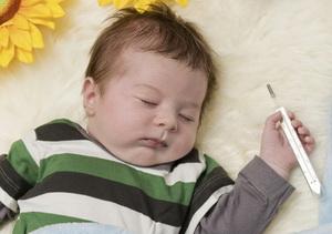 Лечение ОРЗ у грудных детей – поддерживающая терапия