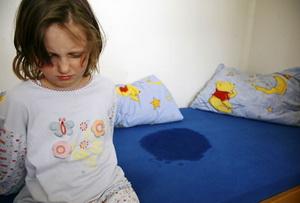 Причины ночного недержания мочи у детей