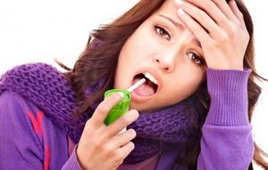 Болит горло при беременности: чем лечить