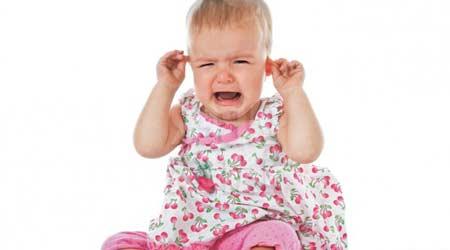 Симптомы и признаки отита у ребенка