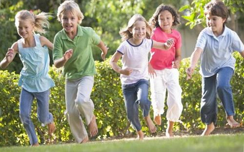 Солнечные процедуры в детском саду