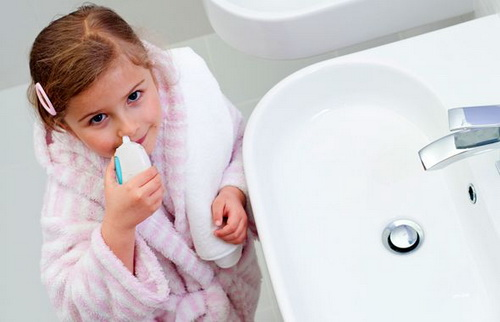 Лечение синусита у детей