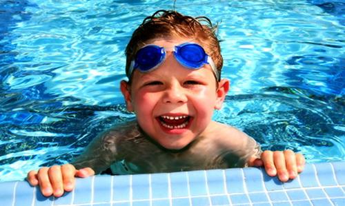 Водные виды спорта для детей