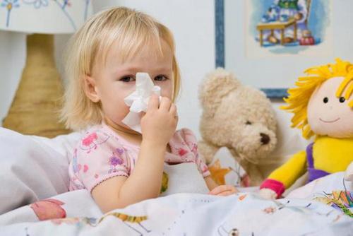 Диагностика ОРВИ у детей