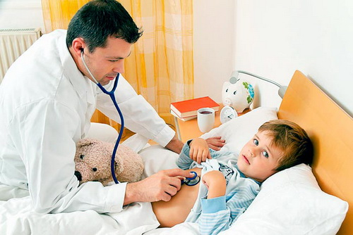 Лечение менингита у детей