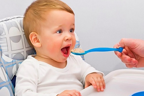 Гречневая каша для ребенка