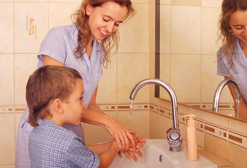 Лечение стафилококка у детей
