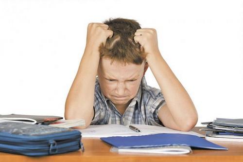 Симптомы дислексии у детей