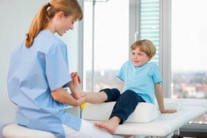 Остеомиелит у детей
