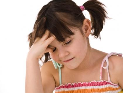 Мигрень у ребенка