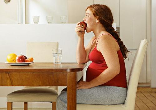 Профилактика простуды во время беременности