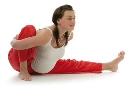 Йога при болях в пояснице у беременных