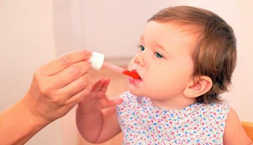 Медикаментозное лечение тонзиллита у детей
