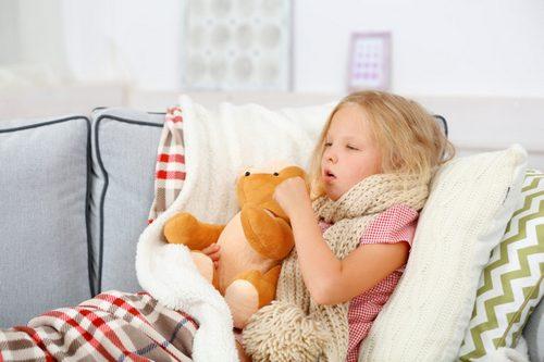 Тонзиллит у детей