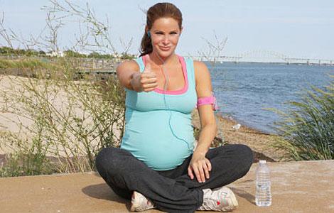 Как избавиться от одышки во время беременности