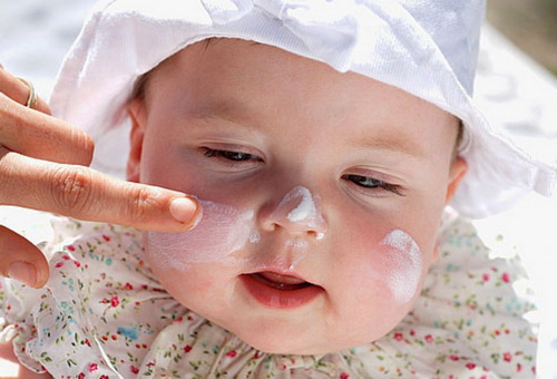Как выглядит диатез у ребенка
