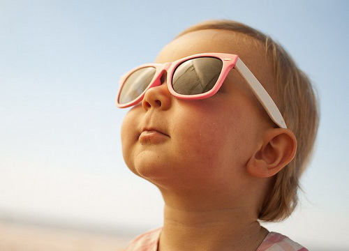 Что делать, если у ребенка гноятся глаза