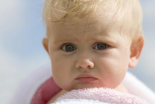 Демодекоз у детей: симптомы
