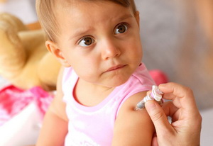 Прививка БЦЖ детям