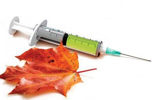 Прививка от гриппа детям: за и против, противопоказания и последствия