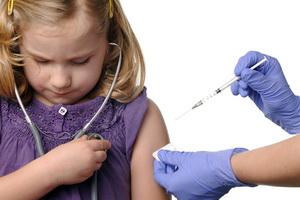 Таблица прививок детям до года