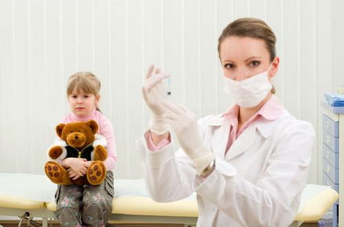 Детский график прививок АДСМ