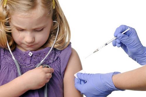 Прививка от пневмококковой инфекции