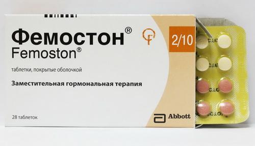Фемостон 2/10 при планировании беременности