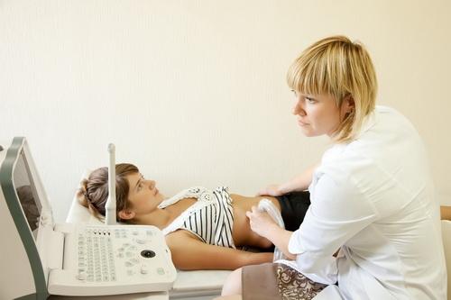 Диагностика внематочной беременности на УЗИ