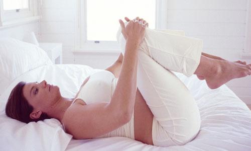 Восстановление матки после родов: упражнения