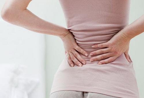 После родов болит спина в области поясницы
