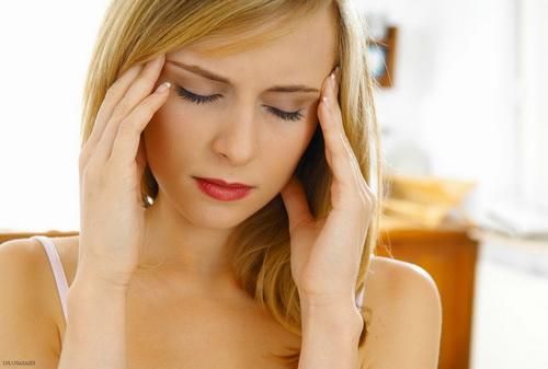 После родов болит голова