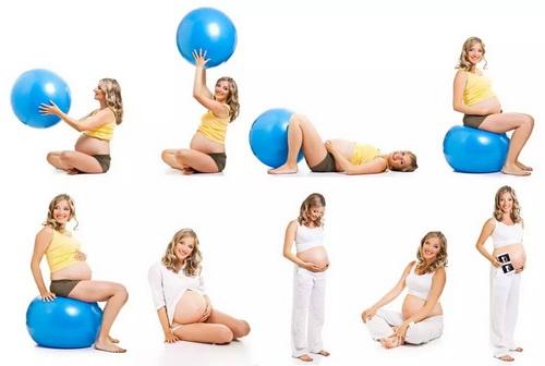 Гимнастика для легких родов