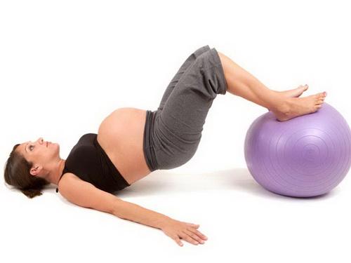 Упражнение для родов без разрывов