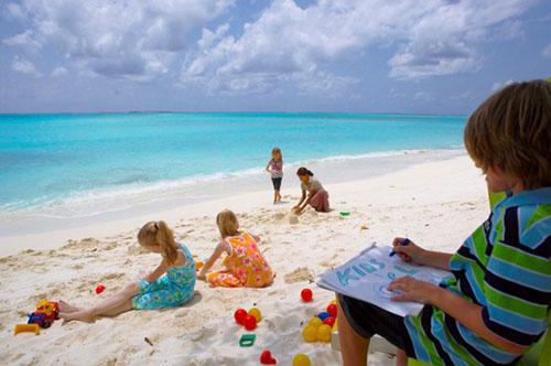 Куда поехать на море на новый год с детьми