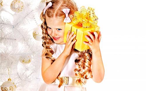 Новогодние подарки на 7-8 лет