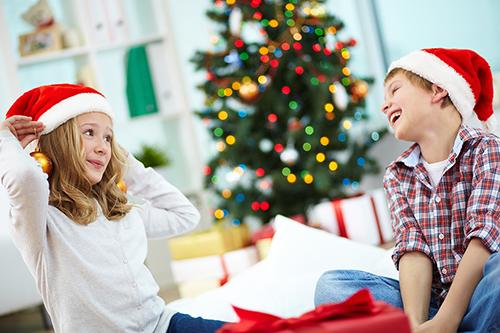 Cценарий Yового года для детей 6-7 лет