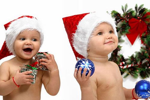 Сценарий нового года для детей 2-3 лет