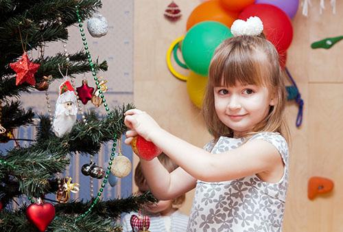 Сценарий Нового года для ребенка 4-5 лет дома