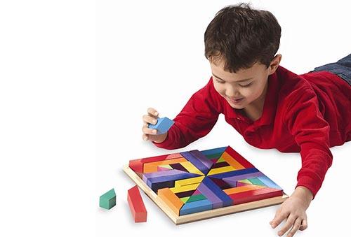 Развивающие игры для детей на логику