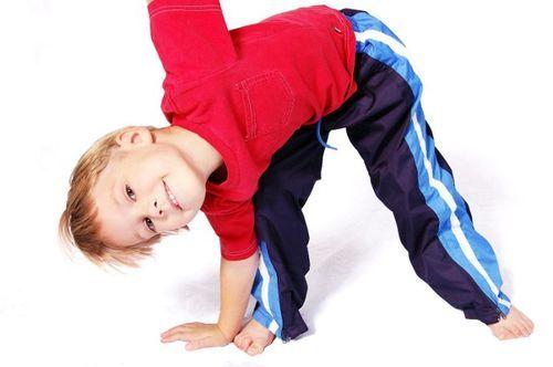 Физическое развитие ребёнка 3-4 лет