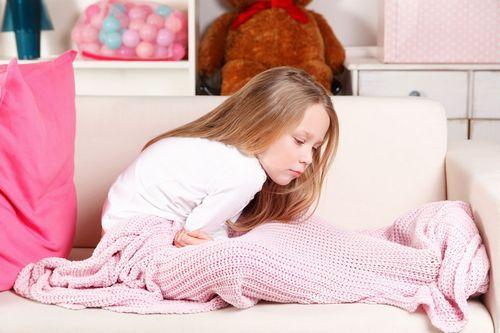 Помощь при рвоте у детей