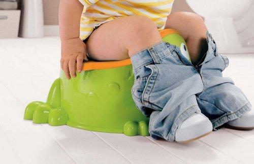 У ребенка зеленый понос