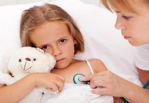 Катаральная ангина у детей: причины, симптомы и лечение