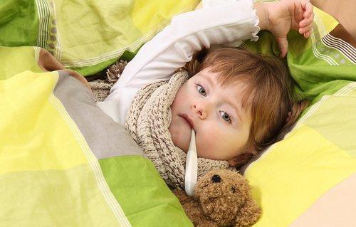 Симптомы ангины у ребенка