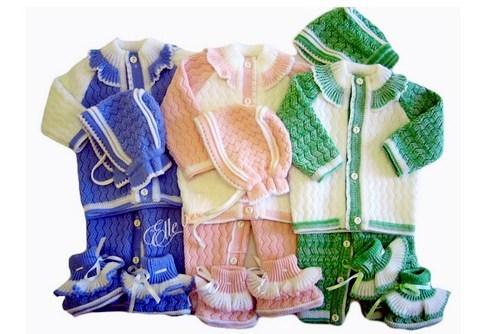Размер одежды для новорожденного