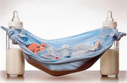 Как перейти на другую смесь новорожденному